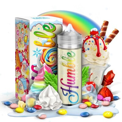 Humble Ice - Vape The Rainbow 120 мл (3мг)