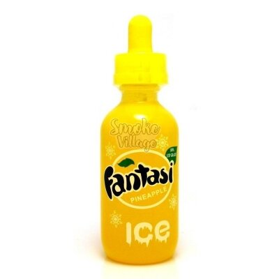 Жидкость Fantasi Ice Pineapple 60мл (3мг) (Clone)