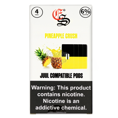 Картриджи Eonsmoke (для JUUL) Pineapple crush (60мг)
