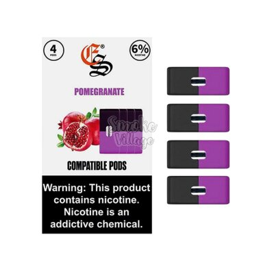 Картриджи Eonsmoke (для JUUL) Pomegranate (60мг)