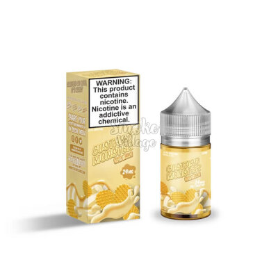 Custard Monster Salt Nic - Vanilla 30мл