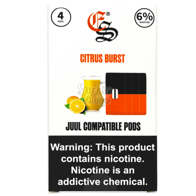 Картриджи Eonsmoke (для JUUL) Citrus burst (60мг)