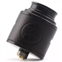 Дрипка Advken VapersMD Breath RDA (Черный)