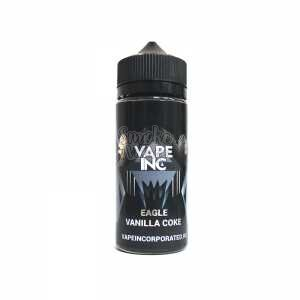 Жидкость Vape INC Eagle Vanilla Coke 120мл (3мг)