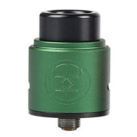 Дрипка Advken VapersMD Breath RDA (Зеленый)