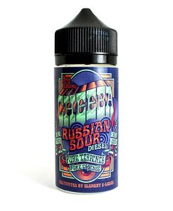 Russian Sour Diesel by Cheeba 120мл (3мг)