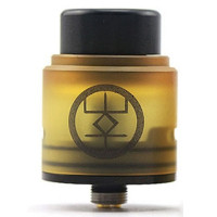 Дрипка Advken VapersMD Breath RDA (Желтый)