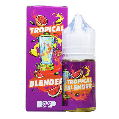 Жидкость Drip Salt Tropical Blender 30мл (50мг)