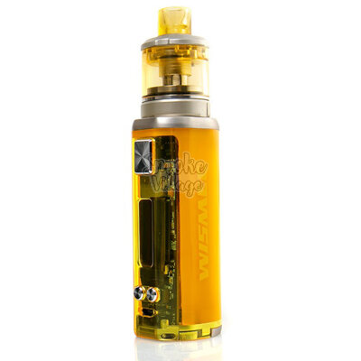 Wismec Sinuous V80 kit (Желтый)