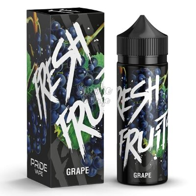 Fresh Fruits - Grape 120ml (0mg)