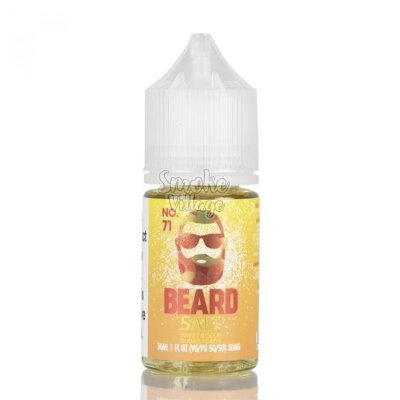 Beard Salt - No. 71 30ml (30mg)