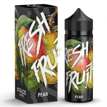 Fresh Fruits - Pear 120ml (0mg)
