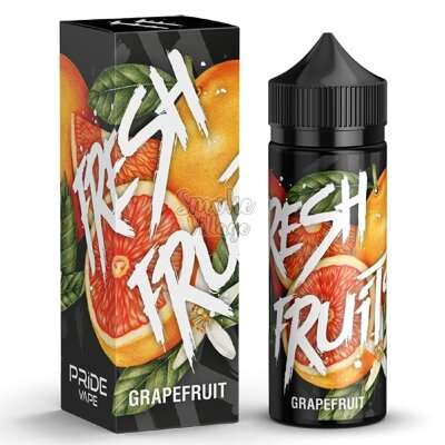 Fresh Fruits - Grapefruit 120ml (0mg)