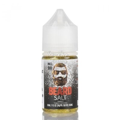 Beard Salt - No. 00 30ml (30mg)