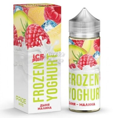 Frozen Yoghurt (Ice Boost) - Дыня - Малина 120ml (0mg)