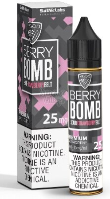 VGOD Salt - Iced Berry Bomb 30мл (25/50мг)
