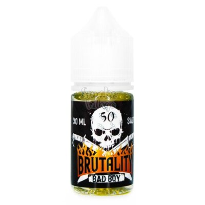 Brutality - Bad Boy 30ml (33мг/50мг)