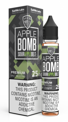 VGOD Salt - Apple Bomb 30мл (25/50мг)