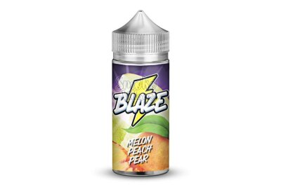 BLAZE ON ICE Melon Peach Pear 100мл (3мг)