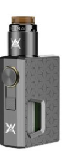 Комплект GeekVape Athena Squonk Kit with BF RDA (Серый)
