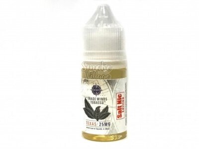 Tradewinds Tobacco SALT Texas 30ml (25mg)