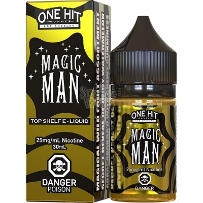 One Hit Wonder Salt - Magic Man 30ml (25мг)
