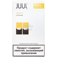 Картридж JUUL Virginia Creme Brulee 5мг (x2)