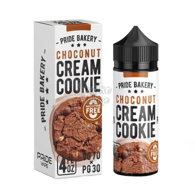 CREAM COOKIE - Choconut 120ml (0mg)