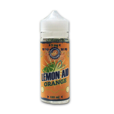 Lemon Aid Orange 120 мл (3мг)