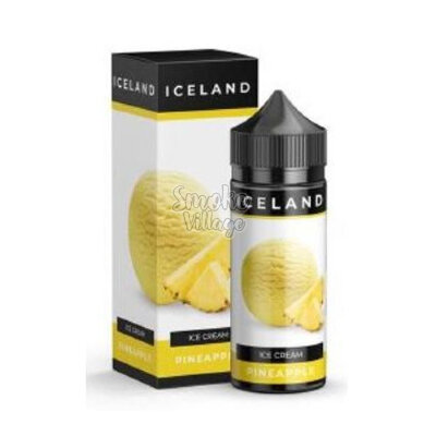 ICELAND - Pineapple 120ml (3mg)
