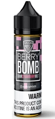 VGOD - Berry Bomb 60мл (3мг)