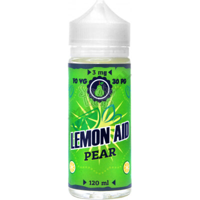 Lemon Aid Pear 120 мл (3мг)