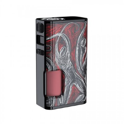 Боксмод WISMEC Luxotic Surface 80W Squonk TC (Basketball)