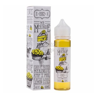 Жидкость SEASON FLAVOUR LEMON MERINGUE
