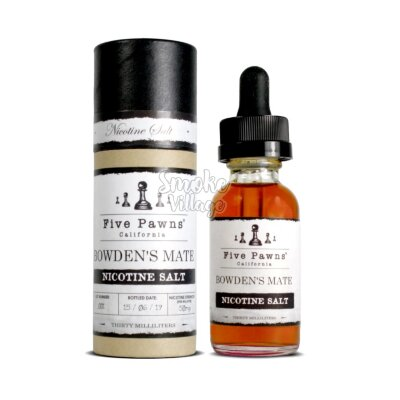 Five Pawns Original Salt - Bowden's Mate 30ml (30mg)