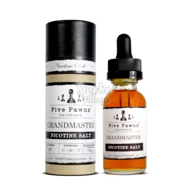 Five Pawns Original Salt - Grandmaster 30ml (30mg)