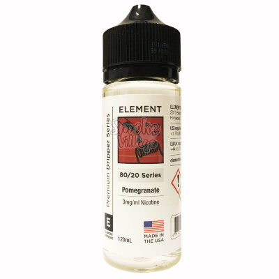 Element: Pomegranate 120ml (3mg)