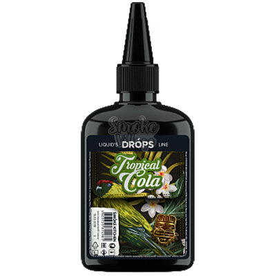 Drops Tropical Cola 100мл (3мг)