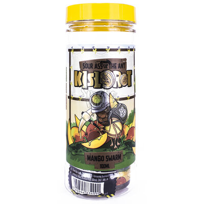 Kislorot  Mango Swarm 100ml (3mg)