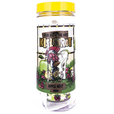 Kislorot Apple Nest 100ml (3mg)