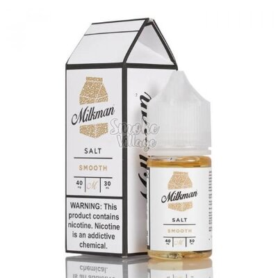 The Milkman Salt - Smooth 30ml (40mg)