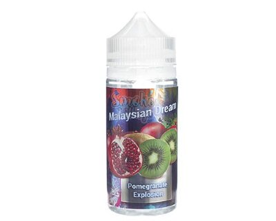 MALASYIAN DREAM (30ml)  Pomegranate Explosion salt