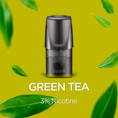 Картридж Relx Green tea 2ml (30mg)
