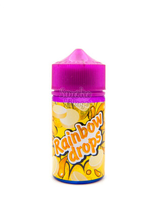 Rainbow Drops - Yellow 80ml (0mg)