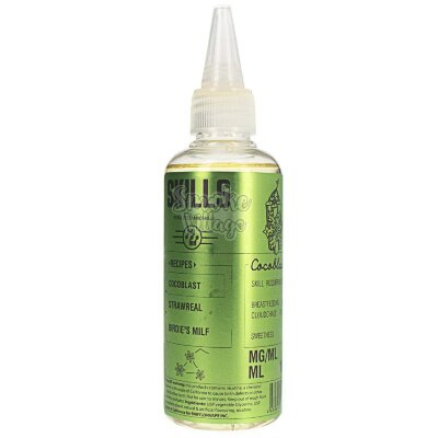 Skills Cocoblast 100ml (0-3mg)