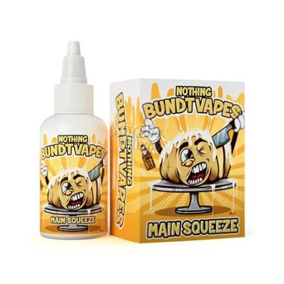 Жидкость Bundt Vapes Main Squeeze 60мл (3мг)
