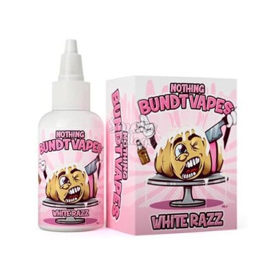 Жидкость Bundt Vapes White Razz 60мл (3мг)