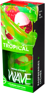 TROPICAL WAVE by Smoke Kitchen 100ml (0/3mg)