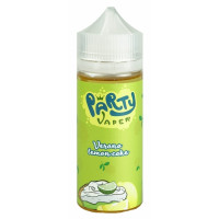 Жидкость Party Vaper Verona Lemon Cake 120мл (3мг)