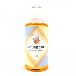 Жидкость Mouse Chef Midnight Mango 120мл (3мг)